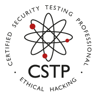 CSTP Certified Security Testing Professional Logo