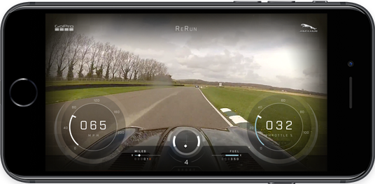 Jaguar ReRun App