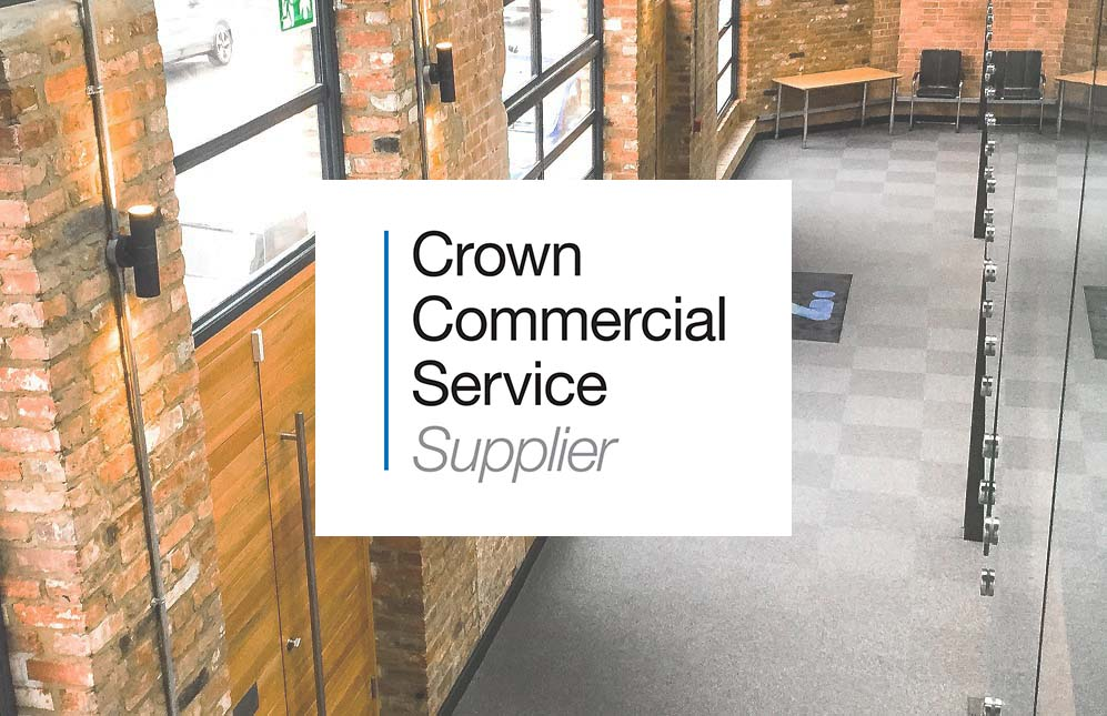 Crown Commercial Service Supplier Logo