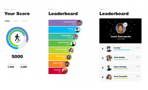 Future Steps App Interface