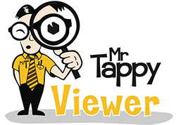 MR Tappy Viewer Logo